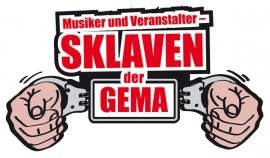 Музыканты и организаторы  - рабы GEMA'ы