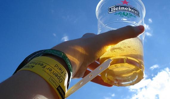 Heineken Open'er Festival. Из личного опыта.