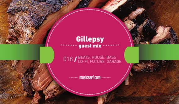 Гостевой микс от Gillepsy. Bass, beats, lo-fi, house, future garage.