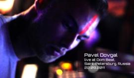 Pavel Dovgal live in Saint-Petersburg (Russia)